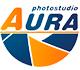 Логотип «Фотостудия Аура»